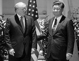 За конфликт США и Китая приходится платить всему миру