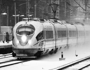 «Сапсаны», ходящие между Москвой и Санкт-Петербургом, – это еще не настоящая высокоскоростная магистраль