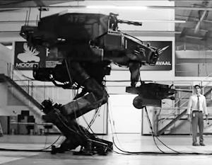 Военные роботы из фантастических фильмов постепенно становятся реальностью