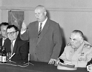 В 1960 году у Никиты Хрущева было много поводов для жесткого противостояния с американцами