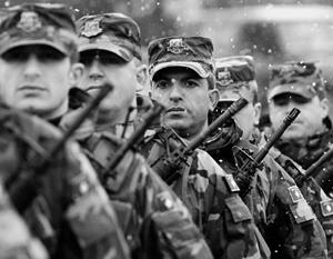 Офицерами новой армии будут бывшие боевики АОК, то есть позавчерашние бандиты