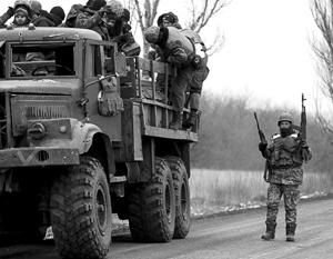 Украина спешно сосредотачивает все новые войска в Донбассе