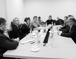 ЭИСИ и газета ВЗГЛЯД провели заседание клуба «Экспертный взгляд» по итогам выборов 2018 года