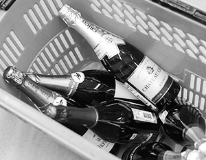 Отечественное шампанское станет дороже из-за норм ВТО