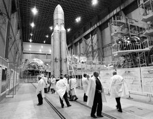 Ракета «Энергия» была высочайшим достижением советского космоса – и новая ракета должна стать ее достойным наследником