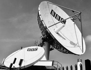 Влияние Би-би-си на события в России ничтожно – чего нельзя сказать об RT по отношению к Британии