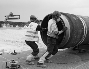 Американское давление строительству «Северного потока – 2» не мешает