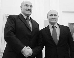 Рукопожатие двух президентов крепкое – но не менее сильны и расхождения в их позициях