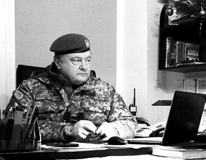 Порошенко выгодно любое обострение в Донбассе
