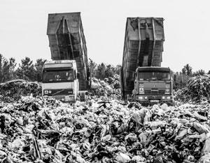 Главный противник реформы – «мусорная мафия», которая захоранивает отходы на полигонах