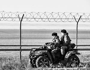 За безопасностью крымского рубежа теперь будут следить не только пограничники, но и система датчиков