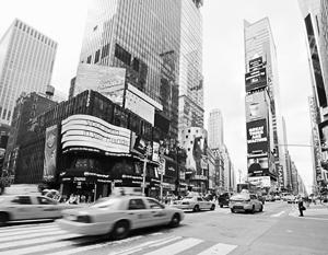 Нью-Йорк – символ не только успеха, но и нищеты