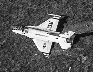 Η αύξηση των ατυχημάτων γίνεται ένα συστηματικό πρόβλημα της αμερικανικής πολεμικής αεροπορίας.