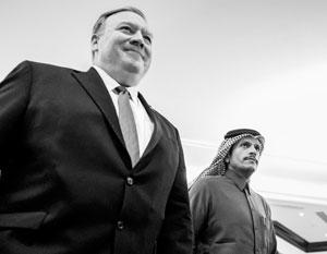 Новый госсекретарь США отверг подход Обамы к политике на Ближнем Востоке