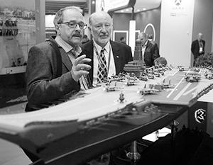 Представленные на выставках модели авианосцев не учитывают реальные возможности наших корабелов