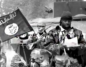 Так выглядят исламские боевики в Африке