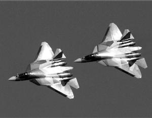 Как полагают эксперты, нынешнего уровня стелс-покрытия Су-57 вполне хватит для выполнения боевой задачи