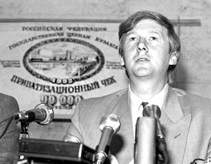 Анатолий Чубайс навсегда остался в истории России – а вот с каким знаком, еще предстоит решить