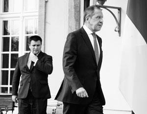 В последние годы главы МИД России и Украины встречаются только под присмотром стран НАТО