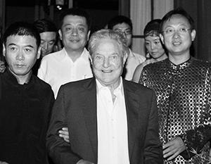 Сорос пугает китайцев – а им не страшно