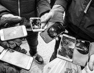 В Совете Федерации уверены, что изобрели способ предотвращения краж мобильных устройств