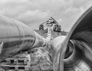 Судьба польской газовой трубы оказалась в руках Газпрома