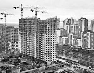 Многоэтажное строительство впервые стало проигрывать по объемам ввода строительству частных домов