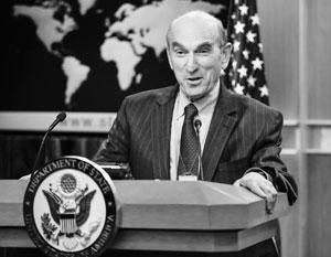 Эллиотт Абрамс - один из главных американских специалистов по организации государственных переворотов