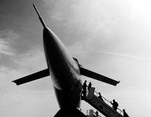 Гражданский сверхзвуковой Ту-144, созданный в 70-х гг. прошлого века, совершил свой первый полет на два месяца раньше конкурента