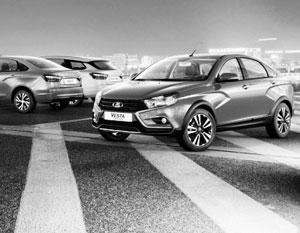 АвтоВАЗ снизил цену на самый продаваемый автомобиль в России