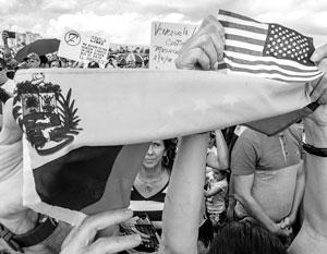 Признание со стороны США не является ключевым фактором в борьбе за власть в Венесуэле