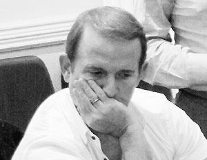 Виктор Медведчук стал заложником сложной игры киевских политиков