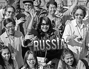 Россия может принимать в разы больше иностранных туристов