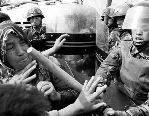 Выступления уйгурских сепаратистов в Синьцзяне подавляются довольно жестко