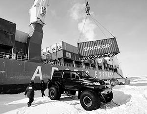 Цель президента по росту грузоперевозок по Северному морскому пути под угрозой