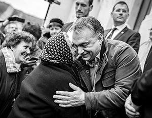 «Европа должна защищать христианские ценности от мигрантов, распространяющих вирус терроризма. Но Брюссель – оплот нового интернационализма, его инструмент – миграция»