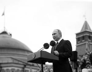 Сформулированная Владимиром Путиным модель отношений президента и народа станет основой нашей политической системы