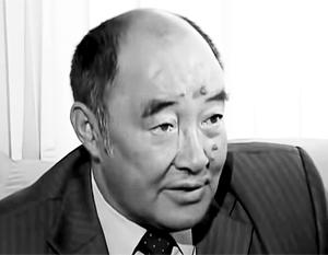 Полковник Борис Керимбаев