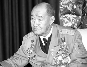 Полковник Керимбаев поддерживал постоянную связь со своими сослуживцами в России