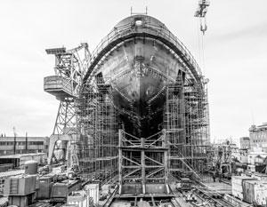 Санкции США могут остановить новый судостроительный завод «Звезда»