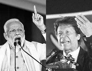 Нарендра Моди и Имран Хан могут начать войну из-за «ДжеМа»