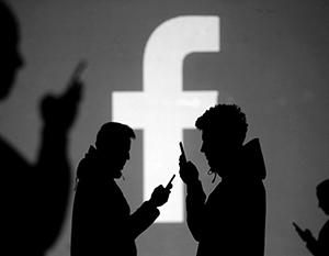 Facebook заблокировал проект In the Now, связанный с российским телеканалом RT