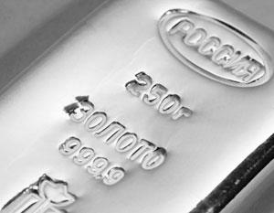 Ажиотажный спрос на золото может быть предвестником кризиса