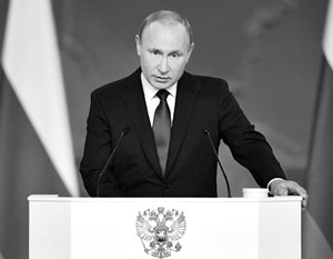 Фото: Alexei Nikolsky/Sputnik/Kremlin/Reuters