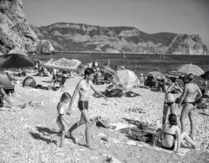 Крым постепенно превращается во вполне престижное для российского туриста место под солнцем