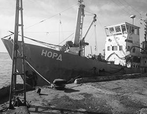 Новый российско-украинский протокол по Азовскому морю позволит в числе прочего вернуть домой моряков задержанного на Украине судна «Норд»