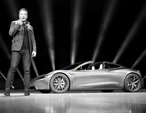 Илон Маск сможет сделать шоу даже из банкротства Tesla