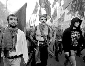 Украинские националисты своими руками уменьшают население Украины