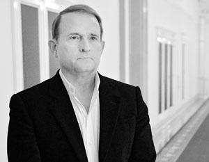 Виктор Медведчук считает абсурдной идею подключения США к переговорам по урегулированию в Донбассе