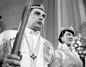 Свадьба Анны Багратиони-Грузинской и Давида Багратиони-Мухранели проходила с редкой даже для Грузии пышностью